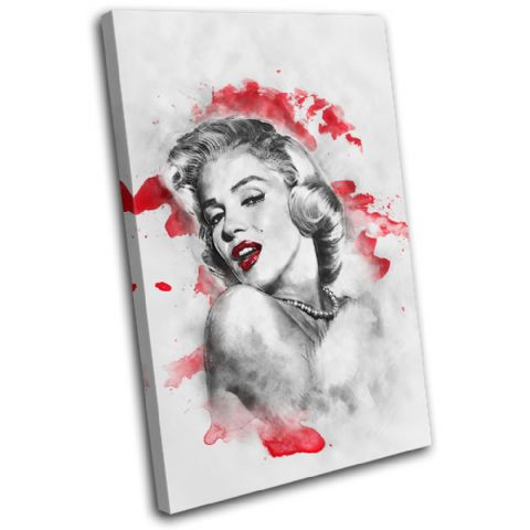 Marilyn Monroe Iconic Celebrities - 13-6023(00B)-SG32-PO